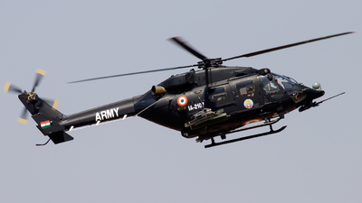 IA-2107 - Hindustan Aeronautics Rudra - India - Army