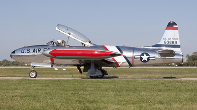 N939NA - Lockheed T-33A Shooting Star - Private