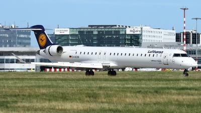 D-ACKH - Bombardier CRJ-900LR - Lufthansa CityLine