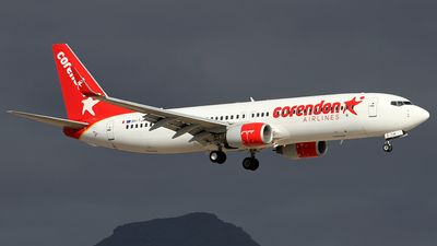 A picture of 9HTJA - Boeing 7378F2 - Corendon Airlines - © Alfonso Solis