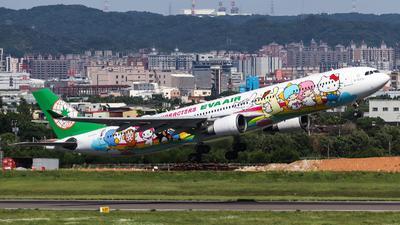 B-16332 - Airbus A330-302 - Eva Air