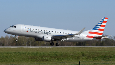 A picture of N275NN - Embraer E175LR - American Airlines - © DJ Reed - OPShots Photo Team