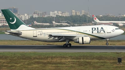 AP-BGP - Airbus A310-324 - Pakistan International Airlines (PIA)