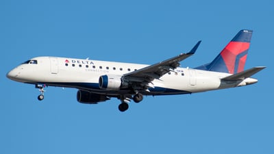 N878RW - Embraer 170-100LR - Delta Connection (Republic Airlines)