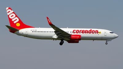 PH-CDH - Boeing 737-86J - Corendon Dutch Airlines