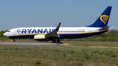 A picture of 9HQEM - Boeing 7378AS - Ryanair - © Alexandre Raineau