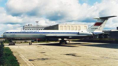 CCCP-86685 - Ilyushin IL-62 - Aeroflot
