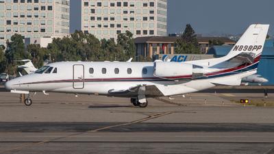 N898PP - Cessna 560XL Citation Excel - Private