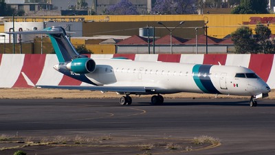 XC-BDM - Bombardier CRJ-702ER - Mexico - Government