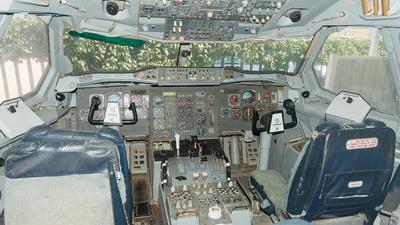 ZS-SDA - Airbus A300B2K-3C - South African Airways