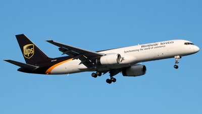 N472UP - Boeing 757-24A(PF) - United Parcel Service (UPS)