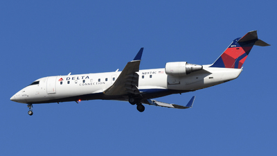 A picture of N8974C - Mitsubishi CRJ200LR - Delta Air Lines - © DJ Reed - OPShots Photo Team