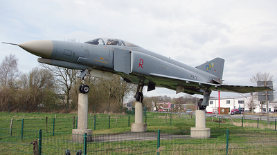 30-14 - McDonnell Douglas F-4F Phantom II - Germany - Air Force