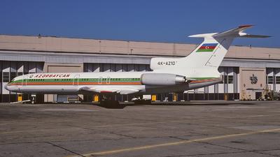 4K-AZ10 - Tupolev Tu-154M - Azerbaijan - Government