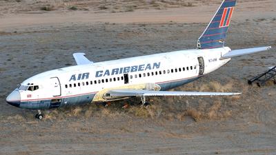 N74PW - Boeing 737-2H4(Adv) - Air Caribbean