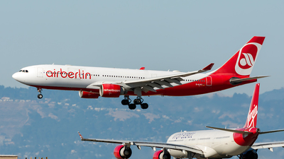 D-ALPC - Airbus A330-223 - Air Berlin