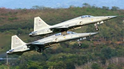 5281 - Northrop F-5F Tiger II - Taiwan - Air Force