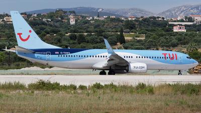 G-TAWS - Boeing 737-8K5 - TUI