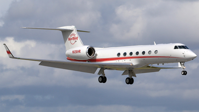 N126HR - Gulfstream G550 - Private