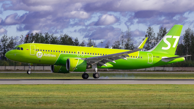 VP-BWC - Airbus A320-271N - S7 Airlines