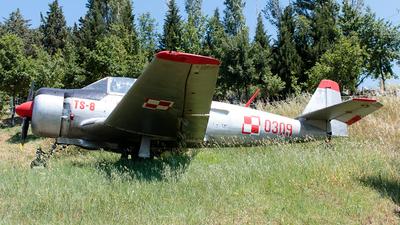 0309 - PZL-Mielec TS-8 Bies - Poland - Air Force