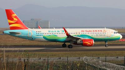 B-1037 - Airbus A320-214 - Air Guilin