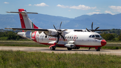 MM62208 - ATR 42-400MP Surveyor - Italy - Coast Guard