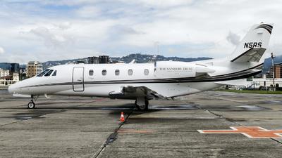 N5RS - Cessna 560XL Citation XLS+ - Private