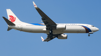 B-5681 - Boeing 737-89L - Dalian Airlines