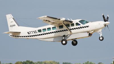A picture of N77XE - Cessna 208B Grand Caravan - [208B0904] - © 266R.Brake