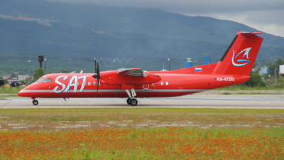 RA-67255 - Bombardier Dash 8-Q315 - Sakhalinskie Aviatrassy (SAT)