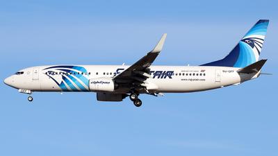 SU-GEF - Boeing 737-866 - EgyptAir