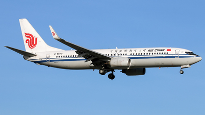 B-5570 - Boeing 737-89L - Air China