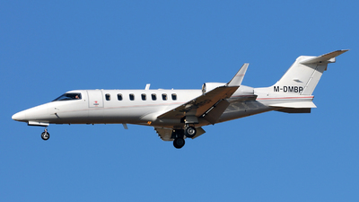 M-DMBP - Bombardier Learjet 40 - Van Air Europe