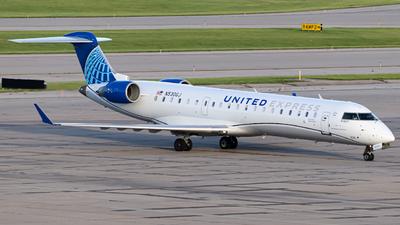 N530GJ - Bombardier CRJ-550 - United Express (GoJet Airlines)