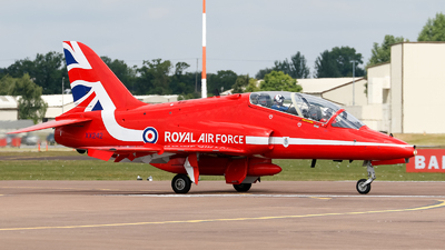 XX242 - British Aerospace Hawk T.1 - United Kingdom - Royal Air Force (RAF)