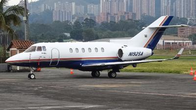 A picture of N192SA - Hawker 900XP - [HA0192] - © Pablo Gaviria Angel