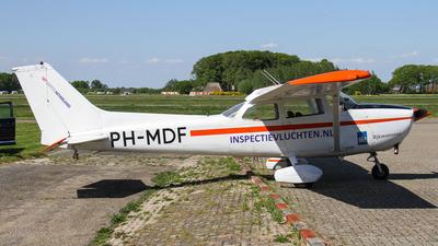 PH-MDF - Reims-Cessna F172N Skyhawk II - Sky Service Netherlands