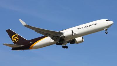 N312UP - Boeing 767-34AF(ER) - United Parcel Service (UPS)
