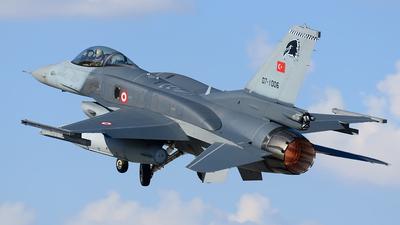 07-1006 - Lockheed Martin F-16C Fighting Falcon - Turkey - Air Force