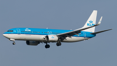 PH-BXK - Boeing 737-8K2 - KLM Royal Dutch Airlines