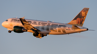 N952FR - Airbus A319-112 - Frontier Airlines
