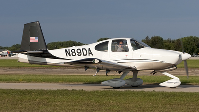 N89DA - Vans RV-10 - Private