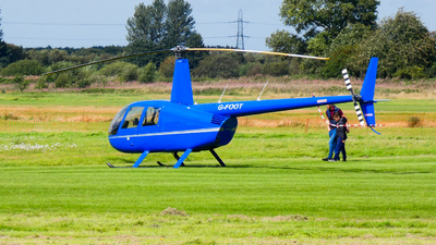 G-FOOT - Robinson R44 Raven - Private