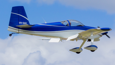 VH-SAQ - Vans RV-7 - Private