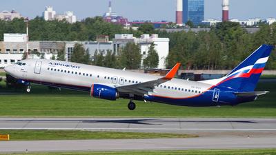 VQ-BVV - Boeing 737-8LJ - Aeroflot