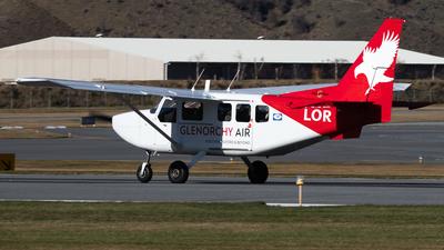 ZK-LOR - Gippsland GA-8 Airvan - Glenorchy Air