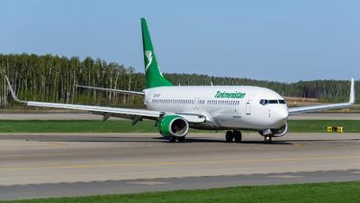 EZ-A017 - Boeing 737-82K - Turkmenistan Airlines