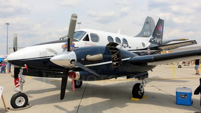 C-FMFZ - Beechcraft C90A King Air - Allied Wings