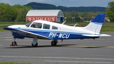 PH-WCU - Piper PA-28R-201T Turbo Cherokee Arrow III - Private